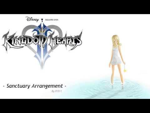 Kingdom Hearts II  Sanctuary PianoOrchestral Arrangement