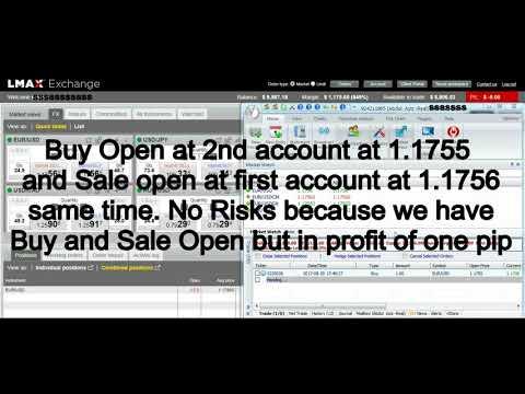 Real arbitrage trading