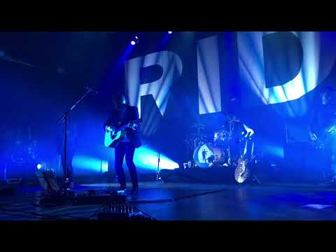 Ride ♪From Time To Time (1/2) @O2 The Forum Kentish Town, London 7 Nov 2017