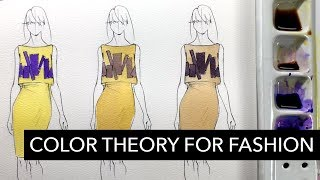 Color Theory Applied to Fashion Design