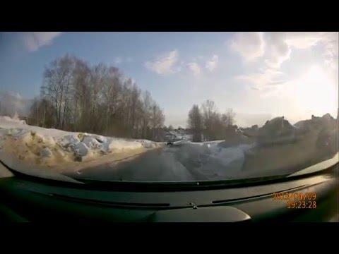 Дорога Рыгино-Вельево-Тимоново-Солнечногорск