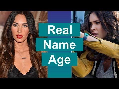 Teenage Mutant Ninja Turtles Real Name and Age 2018