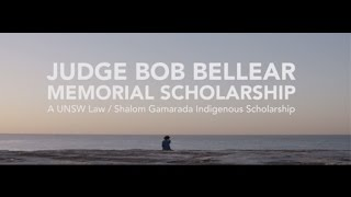 UNSW Law Judge Bob Bellear Memorial Scholarship (Short Edit)