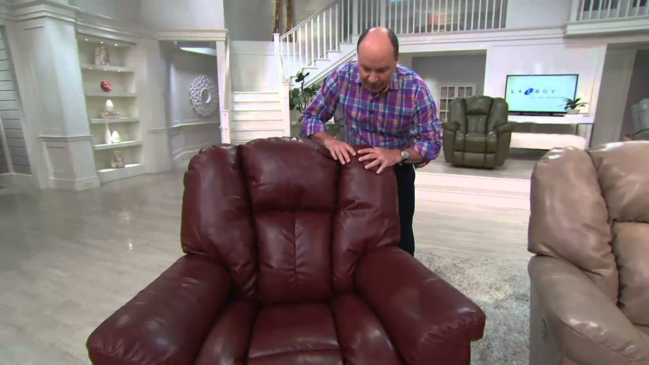 La-Z-Boy Maverick Oversized Rocker Recliner w/ Memory Foam on QVC : big and tall recliner lazy boy - islam-shia.org