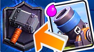 MORTAR MASTER! - Clash Royale