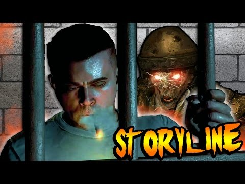 Mob Of The Dead Storyline New Explaination Zombies Characters In Hell Black Ops 2 Zombies Story Youtube