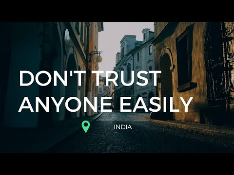 Whatsapp Status Shyridont Trust Anyone Easily Hindilyrics Attack