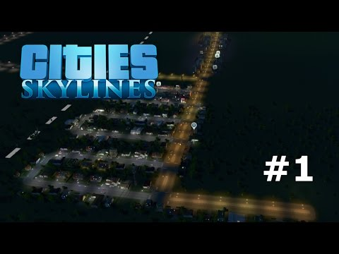 A NEW BEGINNING!!   Cities Skylines: Verville #1  