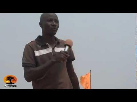 """Atcholi Kao: """"C'est honteux qu'un Etat présente de si minables élements comme preuves""""[02/02/2013]"""