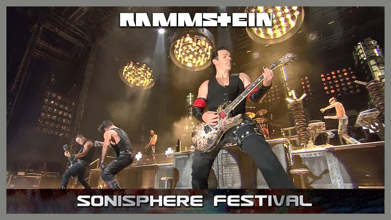 Download Rammstein - Du Hast LIVE at Knebworth, Sonisphere, UK 2010 | [Pro-Shot] HD 1080p