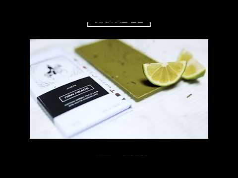 Ivan Meade Chocolates Jinete Matcha, Lime and White Chocolate