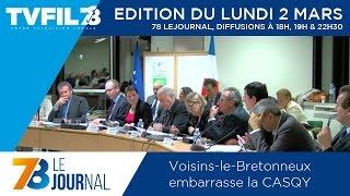 7/8 Le journal – Edition du lundi 2 mars 2015