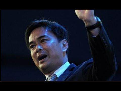 Interview with Ex-Thai PM Abhisit Vejjajiva