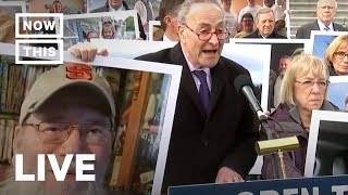 Senate Democrats Get Personal in Demand to End the Trump Shutdown | NowThis