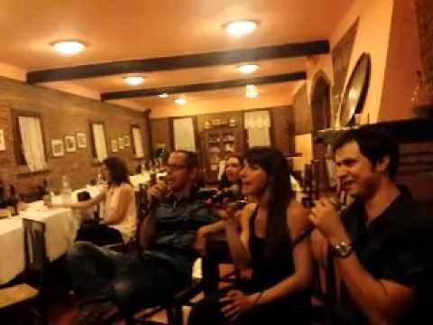 Omar 29° compleanno - karaoke(2)