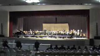 Effingham (IL) H.S. Band-Walking Into History by Richard Saucedo