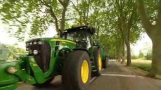 John Deere - Nowości Ciągniki