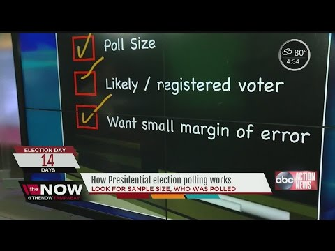 How Presidential election polling works
