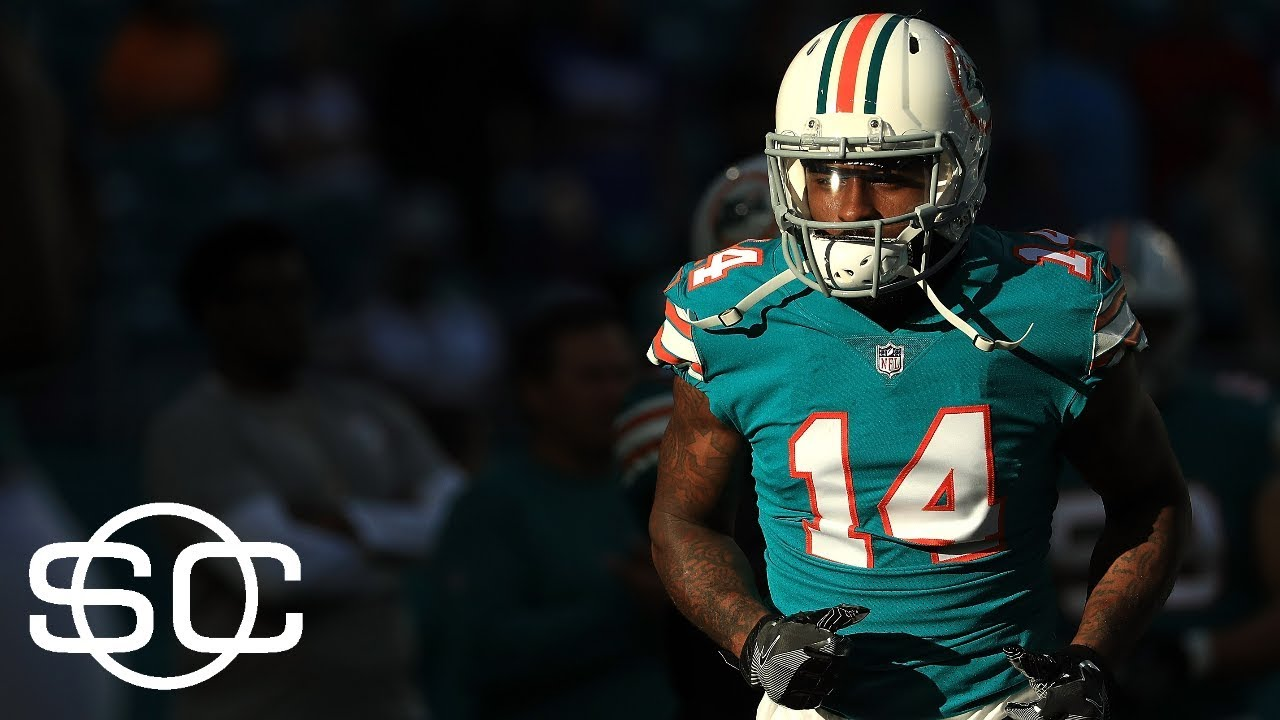 Will Jarvis Landry be with the Miami Dolphins next season? | SportsCenter | ESPN