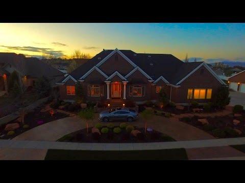 Luxury Aerial Real Estate | SkySight Aerials | Salt Lake City