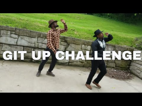 The Git Up Challenge - Blanco Brown | Cameron Cole