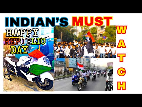 40+ HYPER SUPERBIKES | REPUBLIC DAY RIDE 2018 | INDIAN'S MUST WATCH