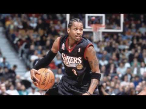 Allen Iverson SCHOOLS young Kevin Durant -...