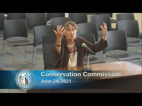Conservation Commission 6-24-21