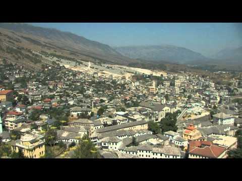 Albania Gjirokastra.