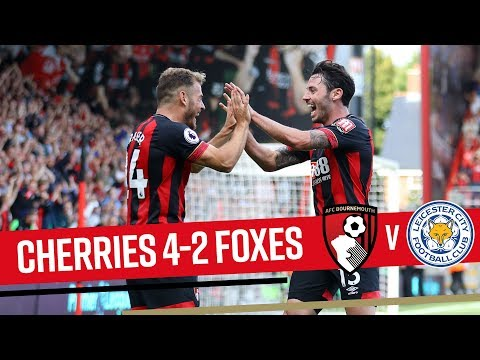 FRASER ON FIRE! 🔥 | AFC Bournemouth 4-2 Leicester City