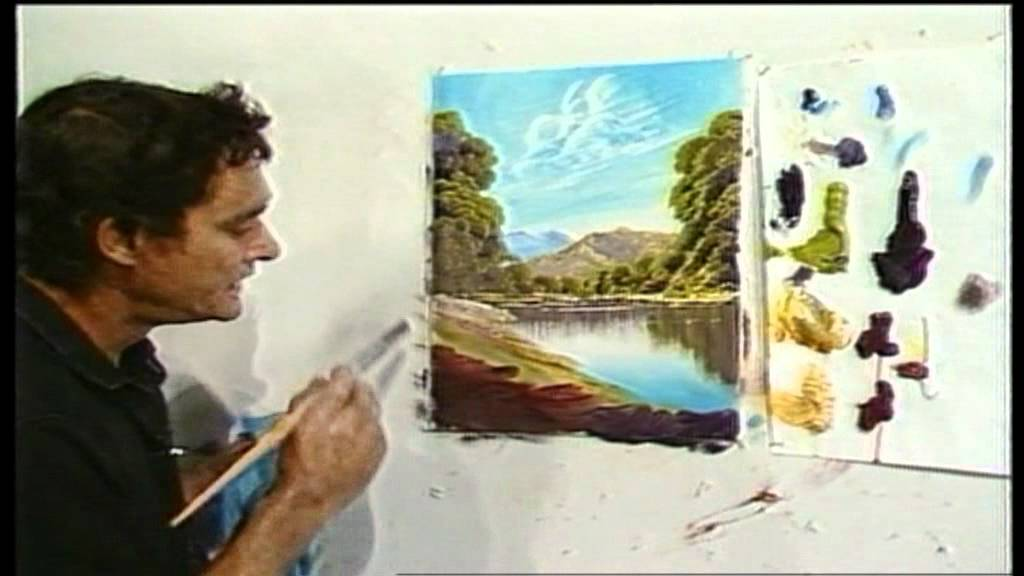 Learn To Paint Australian Landscapes In Oils  Of