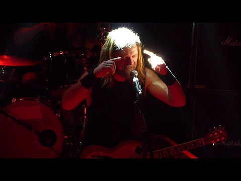Corrosion of Conformity - Clean My Wounds, Live at The Academy, Dublin Ireland, 14 June 2015