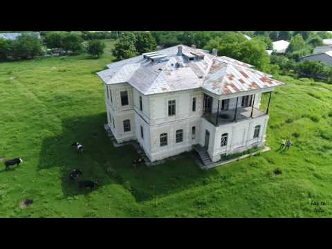 Abandoned Mansions in Romania - blackdrone video