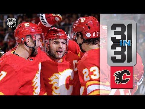 31 In 31: Calgary Flames 2019-20 Season Preview   Prediction