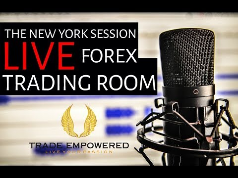 FOREX TRADING -What the Heck, Let's Trade Live on Youtube!!