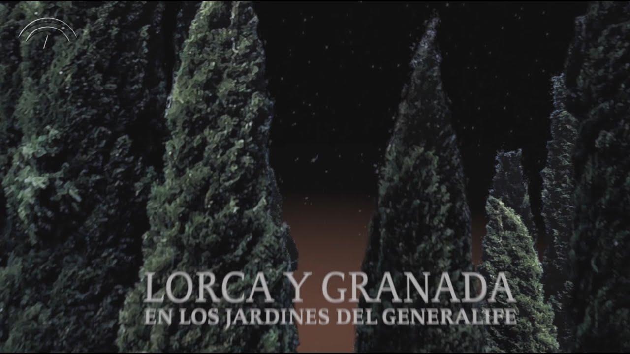 Lorca y granada en los jardines del generalife 2016 youtube - Los jardines de lorca ...