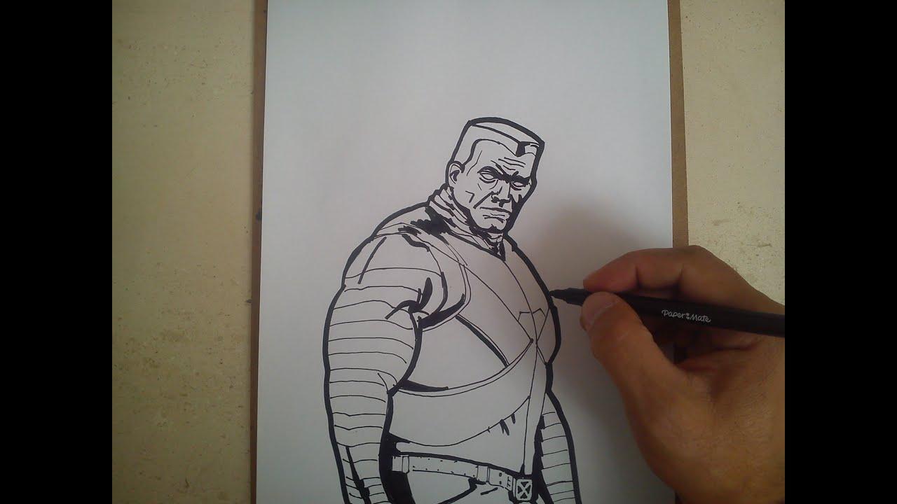 Perfecto Deadpool Y Wolverine Para Colorear Inspiración - Enmarcado ...