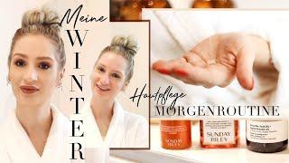 Meine Hautpflege Morgenroutine - Winter 2020