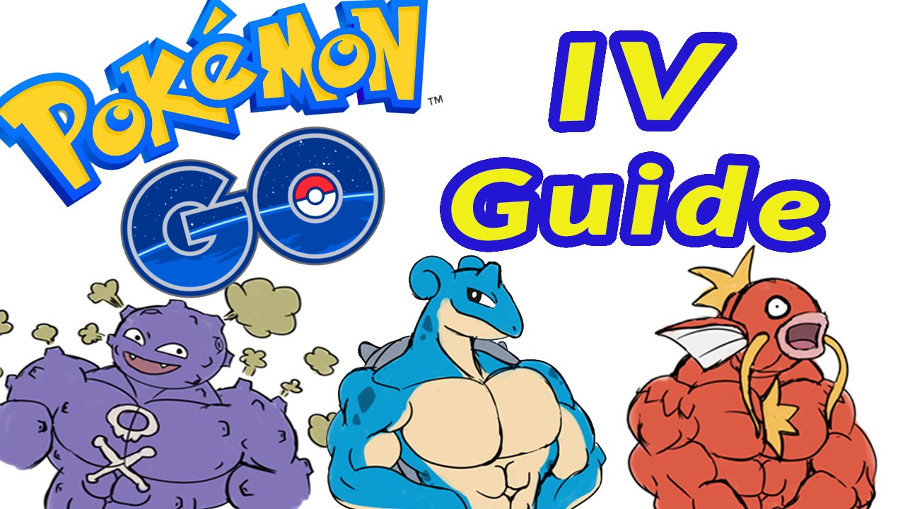Pokemon Go: Iv Calculator Guide - Get those Perfects Mons