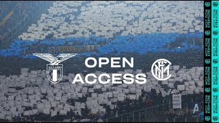 OPEN ACCESS | LAZIO 2-1 INTER | OUR FANS, OUR STRENGTH ⚫🔵📹