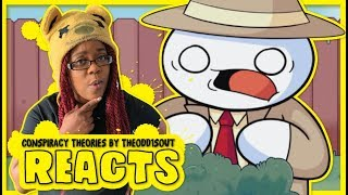 Conspiracy Theories | By TheOdd1sOut | AyChristene Reactions