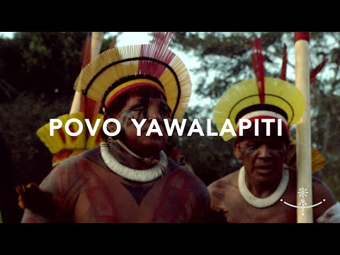 POVO YAWALAPITI (Híbridos, the Spirits of Brazil)