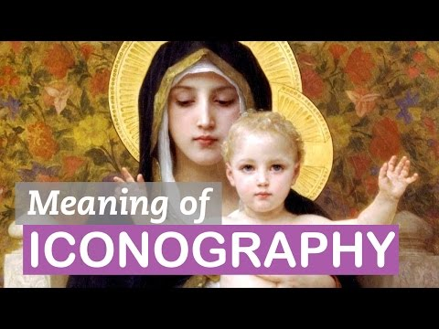 Understanding Art with Iconography | Art Terms | LittleArtTalks