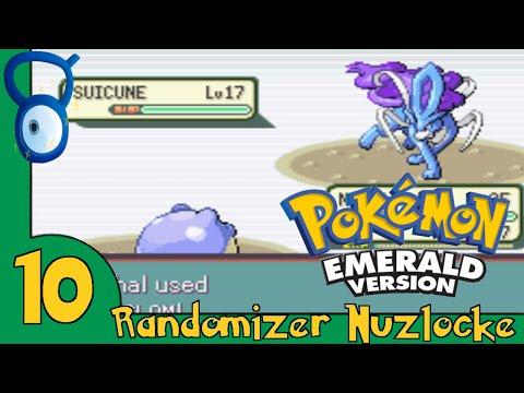 Pokemon Emerald Randomizer Nuzlocke - Episode 10: Recruitment
