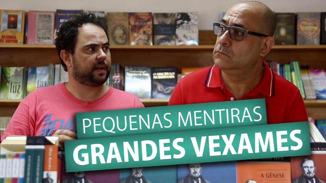 PEQUENAS MENTIRAS GRANDES VEXAMES