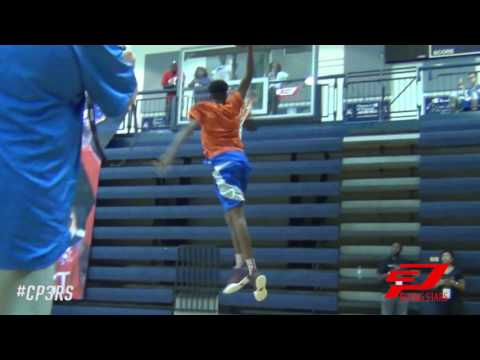 6'7 Greg Brown III (2020/SF) 2016 CP3 Rising Stars National Camp