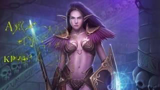 Аудиокнига Warcraft, серия Война Древних, книга Источник Вечности, глава 13.