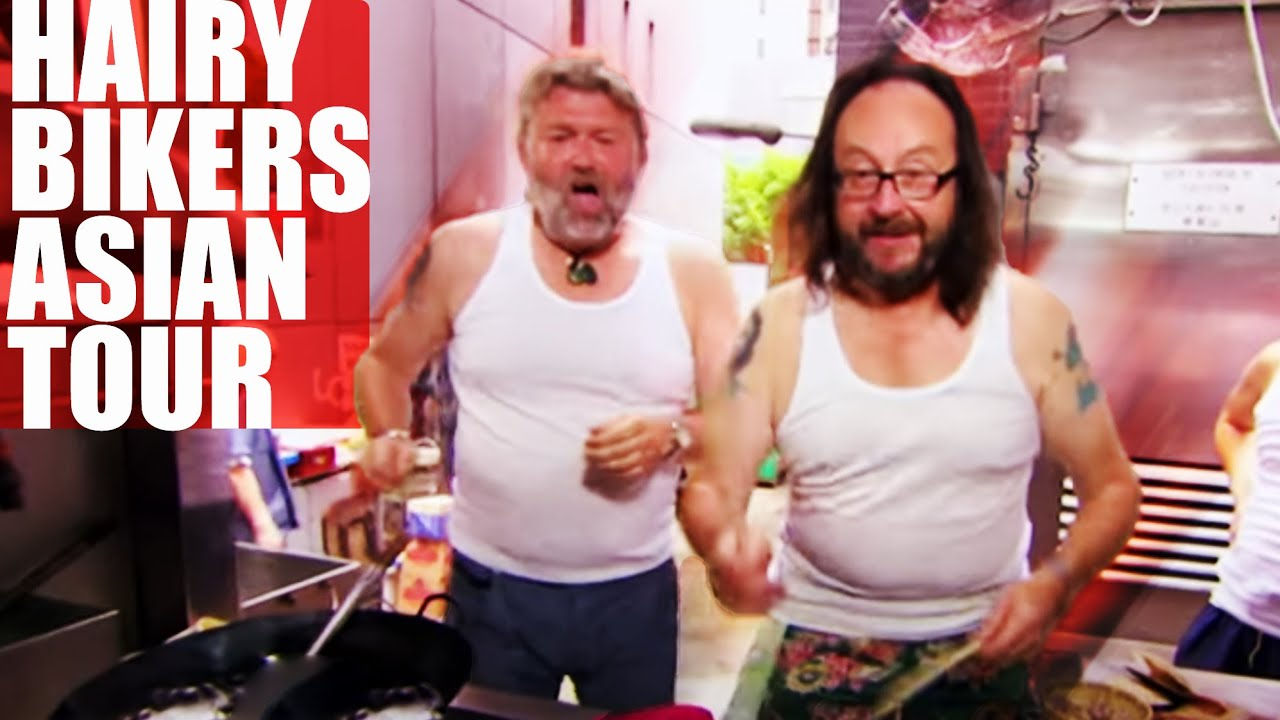 hairy bikers asian adventure (promo) - youtube
