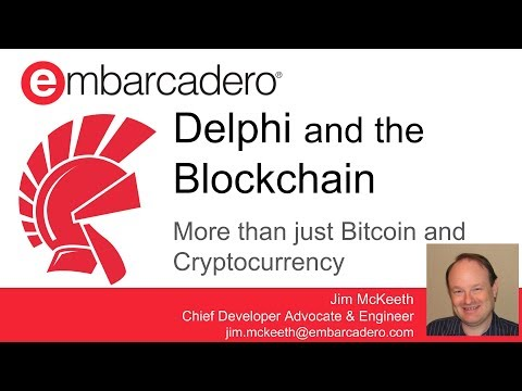Delphi and the Blockchain: More than just Bitcoin and Cryptocurrency