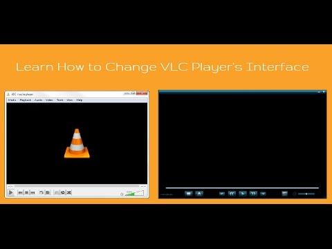 Change Media Player Skin